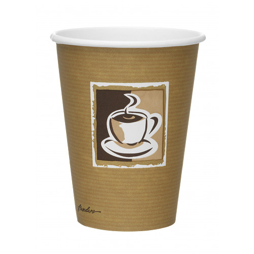 Essential Catering Single Wall Paper Cups 12Oz