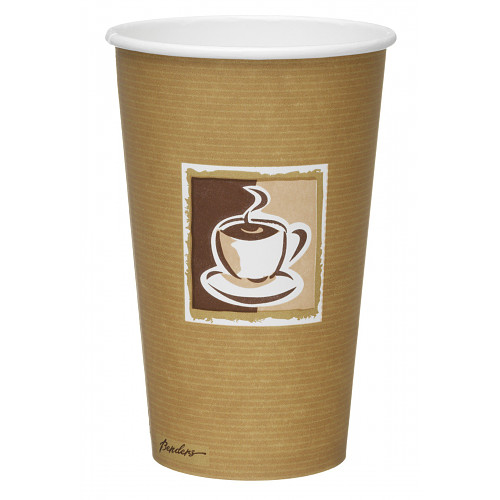 Essential Catering Double Wall Paper Cups 16Oz