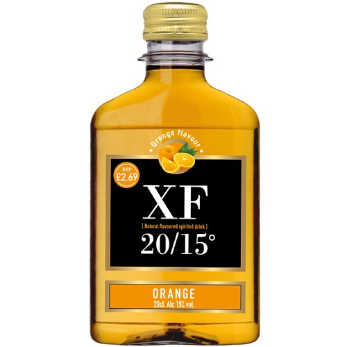 Xf20/15 Orange £2.69