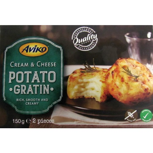 Aviko Cream & Cheese Gratin PM 99p