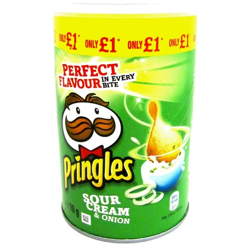 Pringles Sour Cream PM £1
