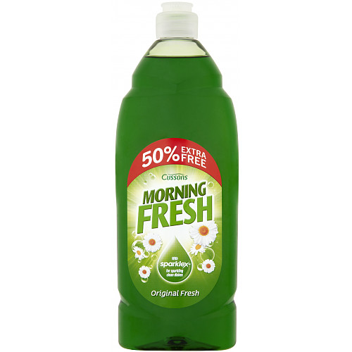 Morning Fresh Original Washing Up Liquid 450ml +50%