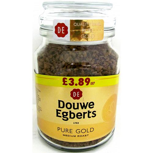 Douwe Egberts Pure Gold Medium Roast 95g