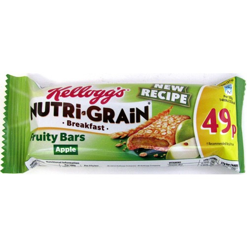Nutri-Grain Apple PM 49p