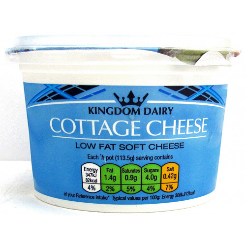 Graham's The Family Dairy Cottage Cheese Natural 227g