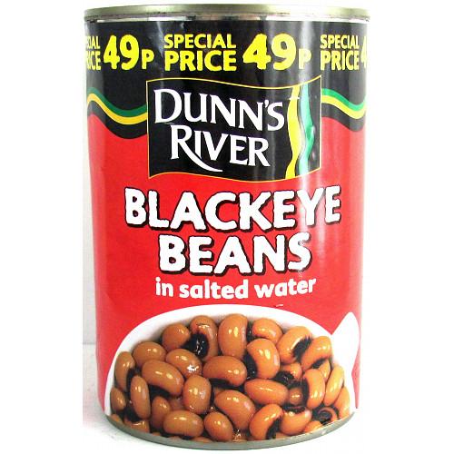 Dunns River Blackeye Beans PM 49p