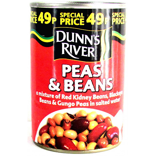 Dunns River Peas & Beans PM 49p