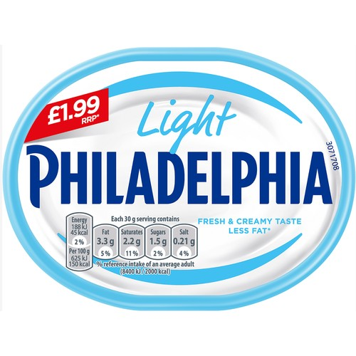 Philadelphia Light PM £1.99