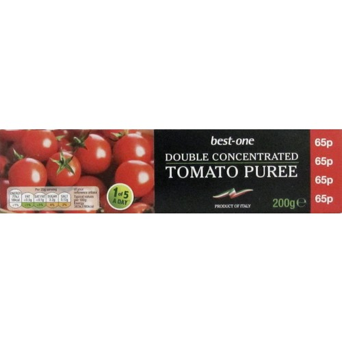 Bestone Tomato Puree PM 65p