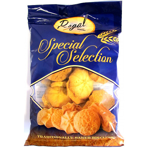 Regal Bakery Special Selection Traditionally Baked Biscuits 300g