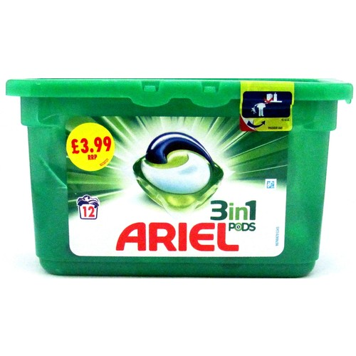 Ariel Pods Original PM £3.99 12Wash