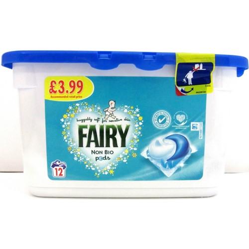 Fairy Non Bio Pods PM £3.99
