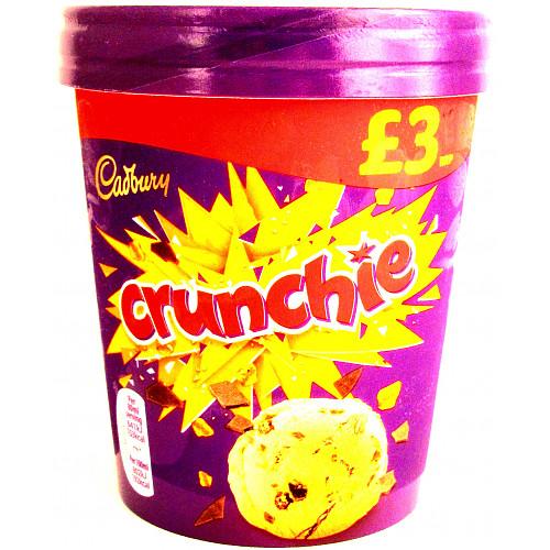 Cadburys Crunchie Tub PM £3