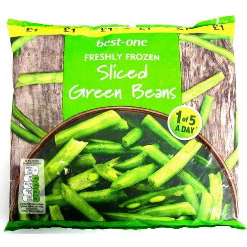 Bestone Sliced Green Beans PM £1