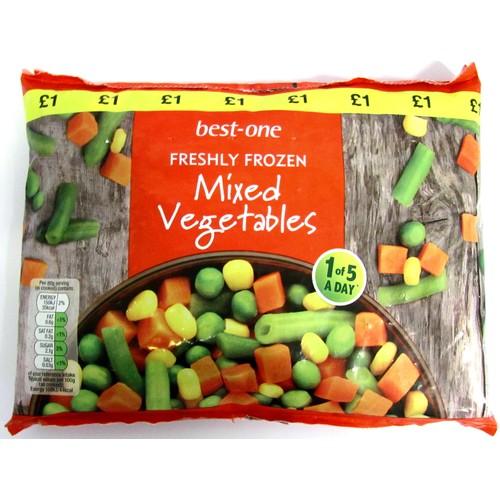 Bestone Mixed Vegetables PM £1