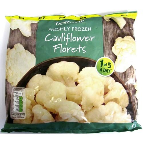 Bestone Cauliflower Florets PM £1