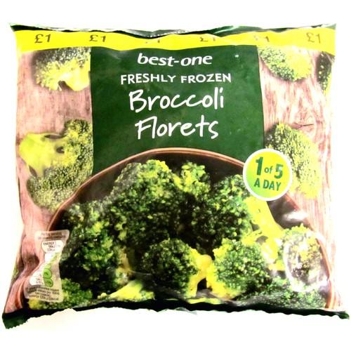 Bestone Brocolli Florets PM £1