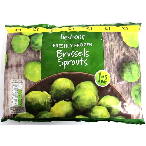 Bestone Brussel Sprouts PM £1