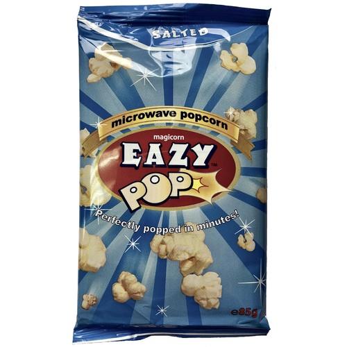 Eazypop Mw Popcorn Salt Flavour
