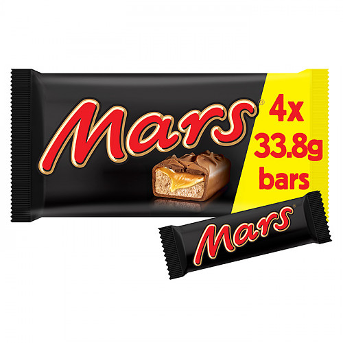 MARS® 4 x 33.8g (135.2g)