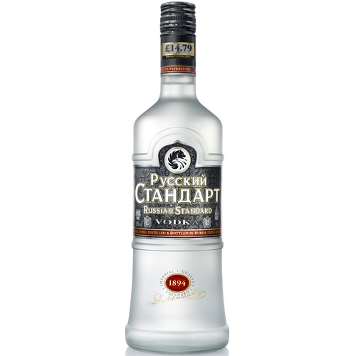 Russian Standard Vodka PM £14.79