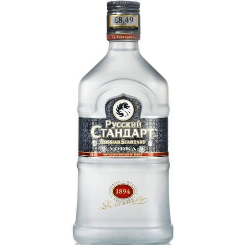 Russian Standard Vodka PM £8.49