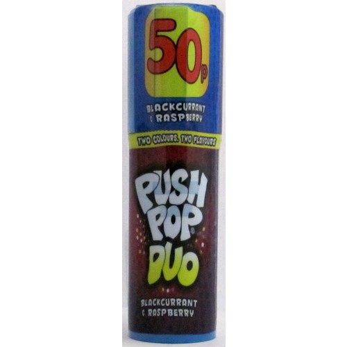 Bazooka Push Pop Duo PM 50p
