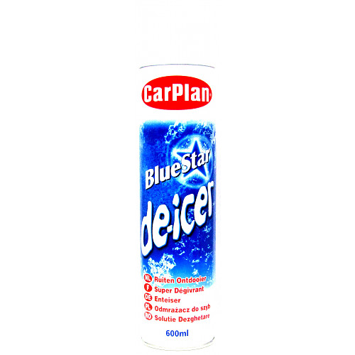 CarPlan Blue Star De-Icer 600ml