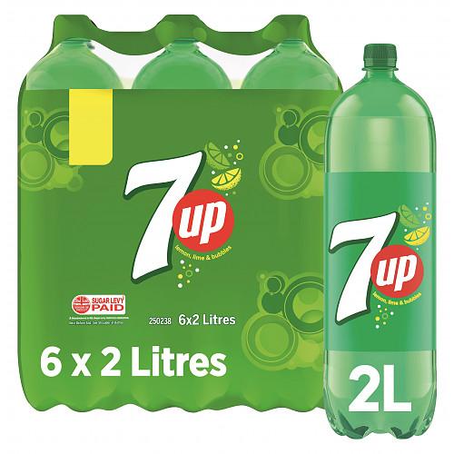 7UP Regular 2 Litres