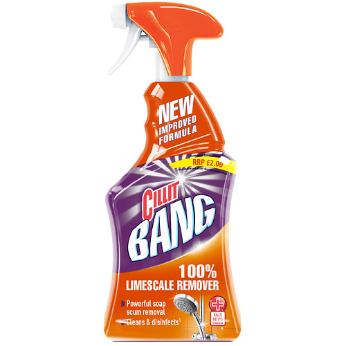 Cillit Bang Limescale & Shine PM £2