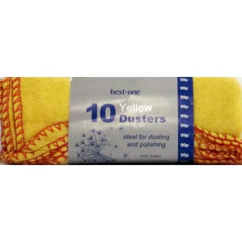 Bestone Economy Yellow Dusters PM 99p