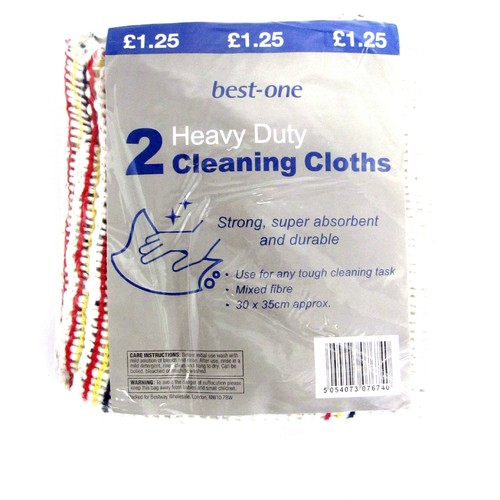Bestone Heavy Duty Cleaning Cloth PM £1.25