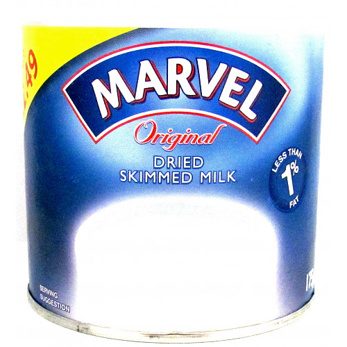 Marvel Dri Milk Powder PM £2.49