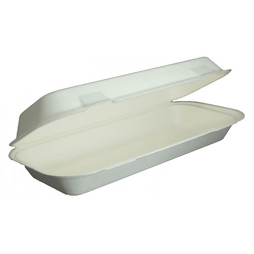 Essential Catering Bagasse Fish & Chip Box