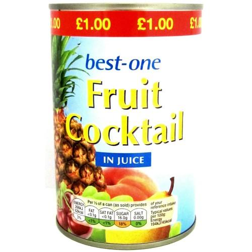 Bestone Fruit Cocktail PM £1