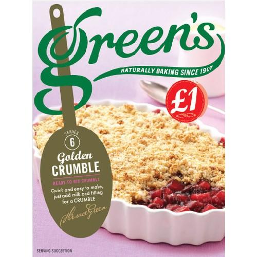 Greens Classic Crumble PM £1