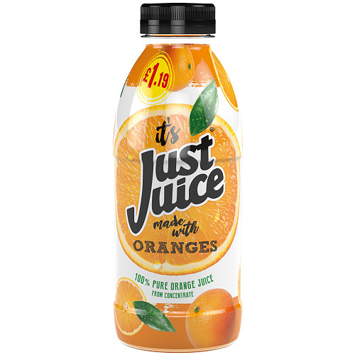 Just Juice Pure Orange PM £1.19