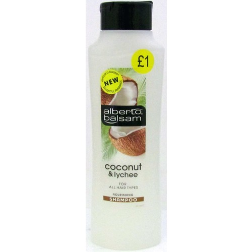 Balsam Shampoo Coconut PM £1