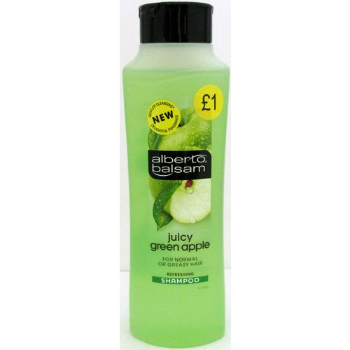 Balsam Shampoo Apple PM £1