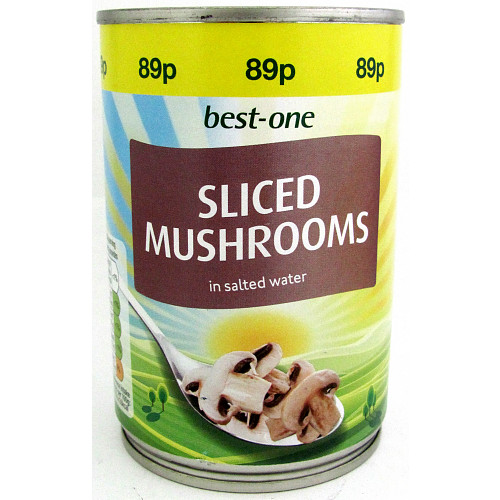 Bestone Sliced Mushrooms PM 89p