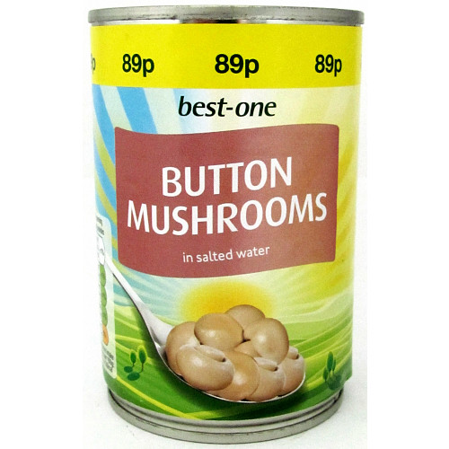 Bestone Button Mushrooms PM 89p