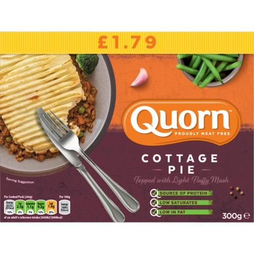 Quorn Cottage Pie PM £1.79