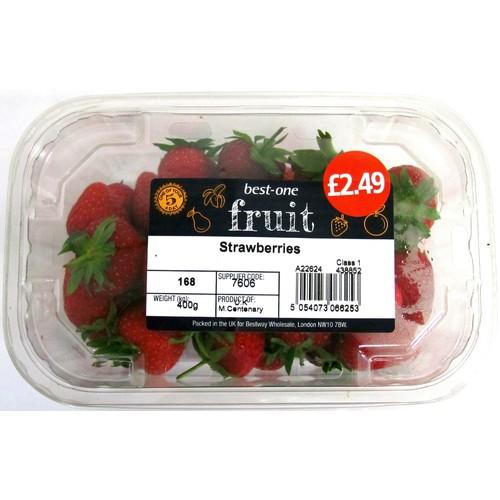 Bestone Strawberries PM £1.99