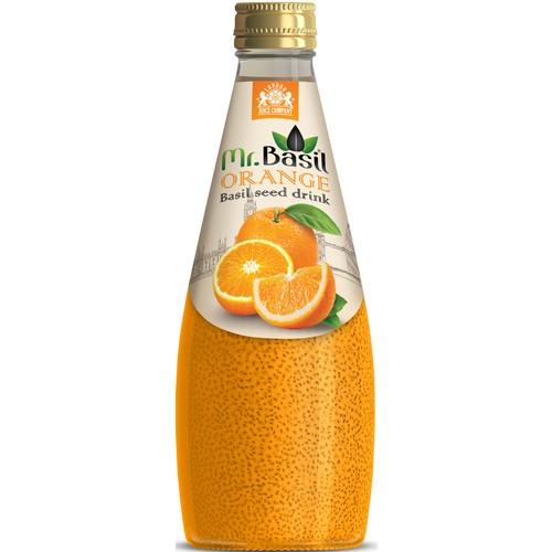 Mr Basil Orange 290ml