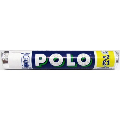 Polo Sugar Free 2 For £1.00