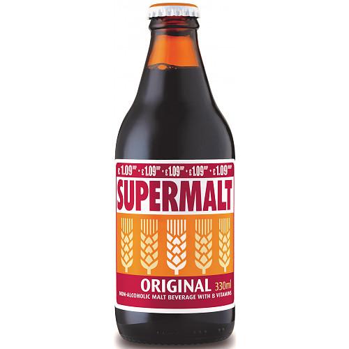 Supermalt Bottles PM £1.09