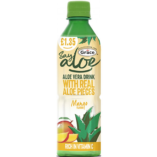 Grace Say Aloe Mango PM £1.35