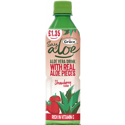 Grace Aloe Strawberry PM £1.35