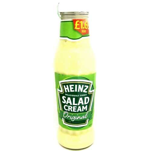 Heinz Salad Cream PM £1.65