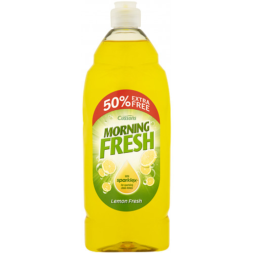 Cussons Morning Fresh Lemon Fresh 675ml